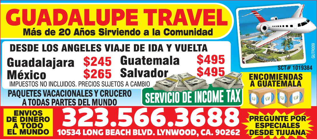Guadalupe Travel
