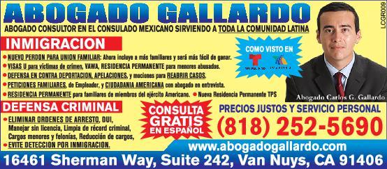 Law Office Of Carlos Gallardo