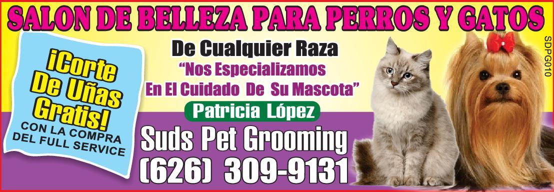 Suds Pet Grooming