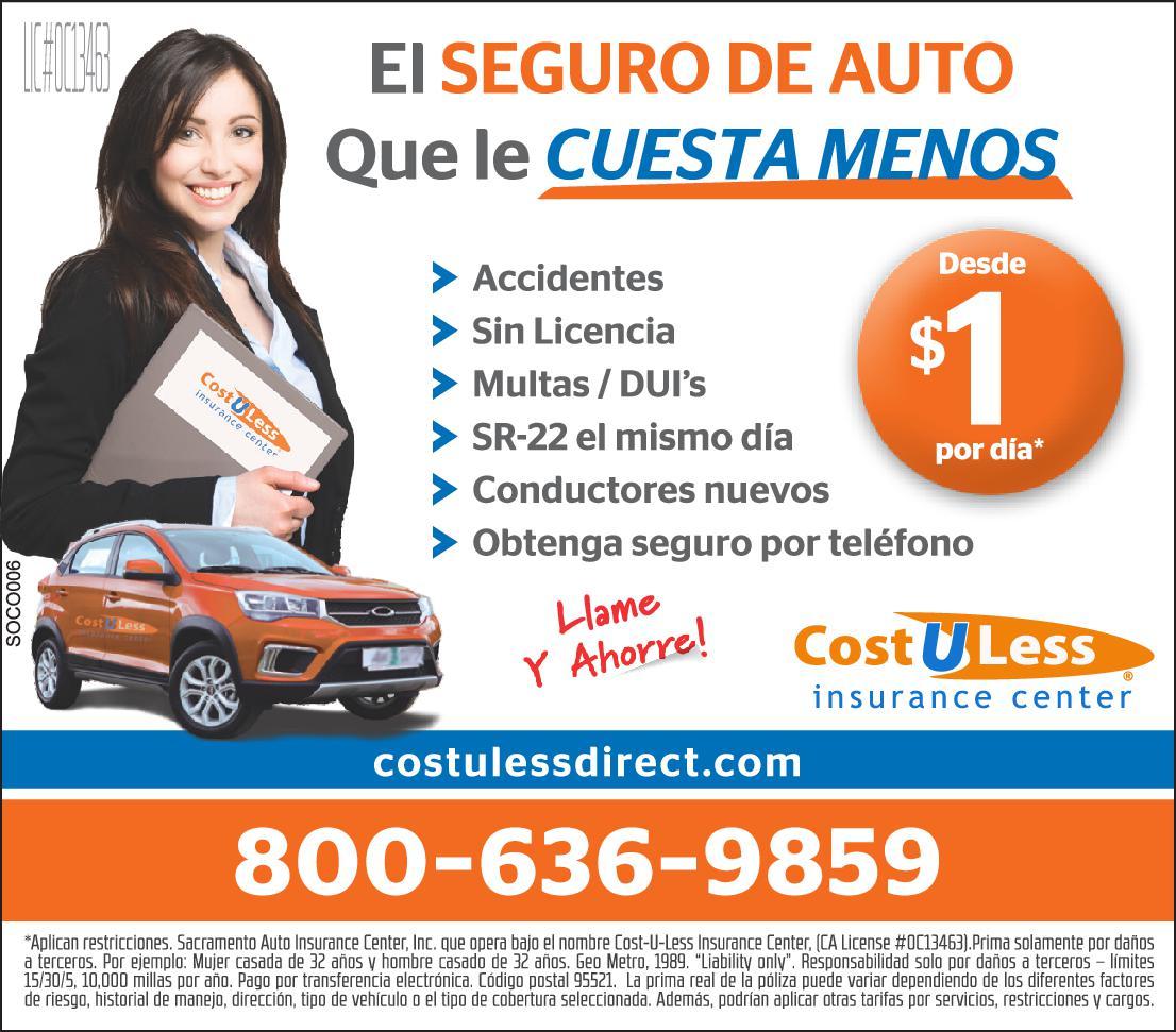 Cost U Less Insurance