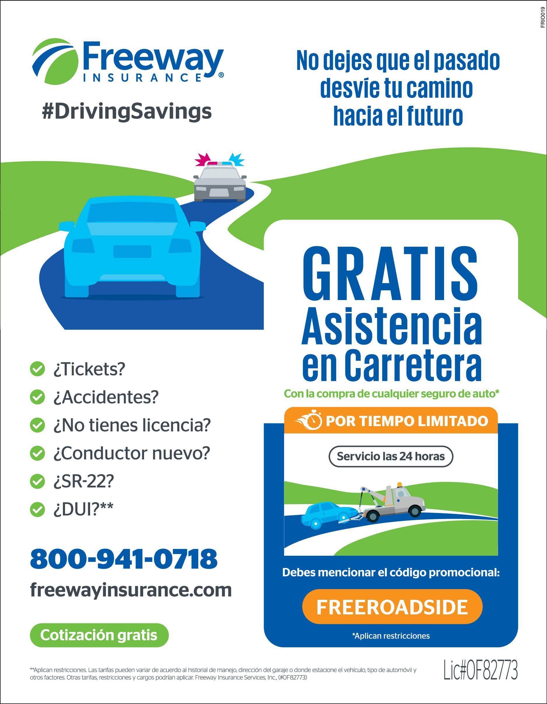 Free Way Insurance