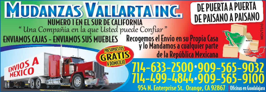 Mudanzas Vallarta