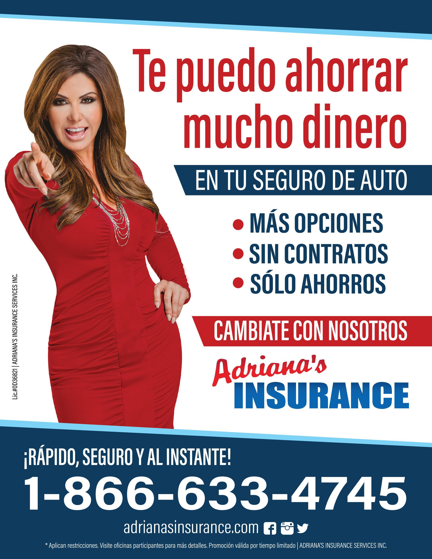 Adrianas Insurance