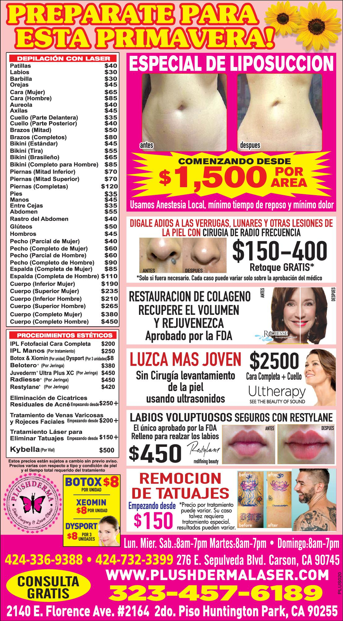 Plush Derma Laser Clinic