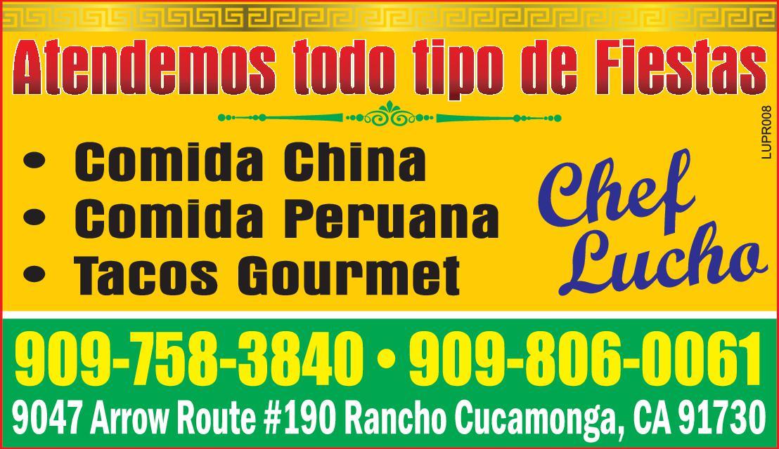 Luchos Peruvian Restaurant