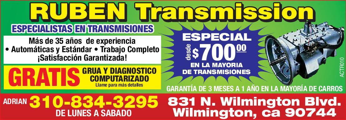 A C A Transmission