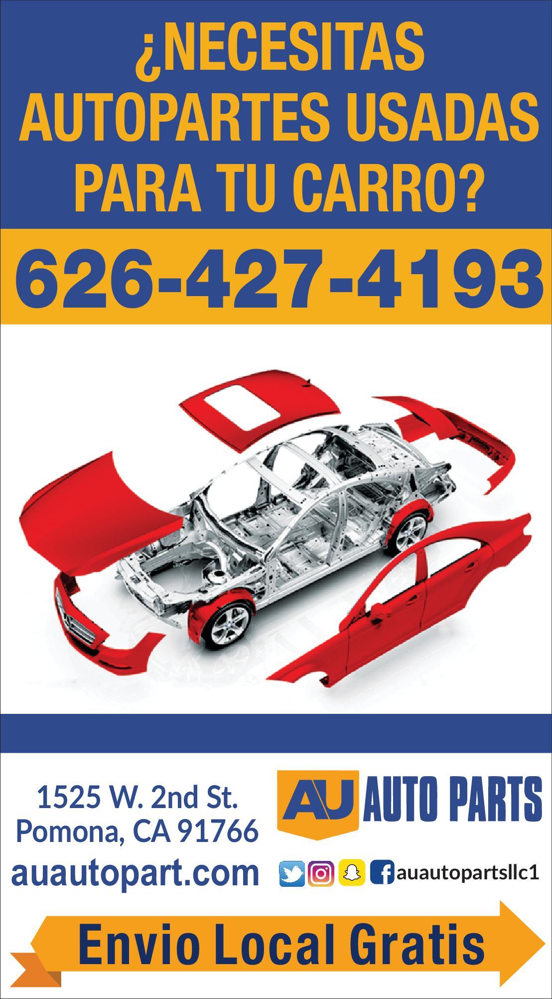 Av Auto Parts Llc