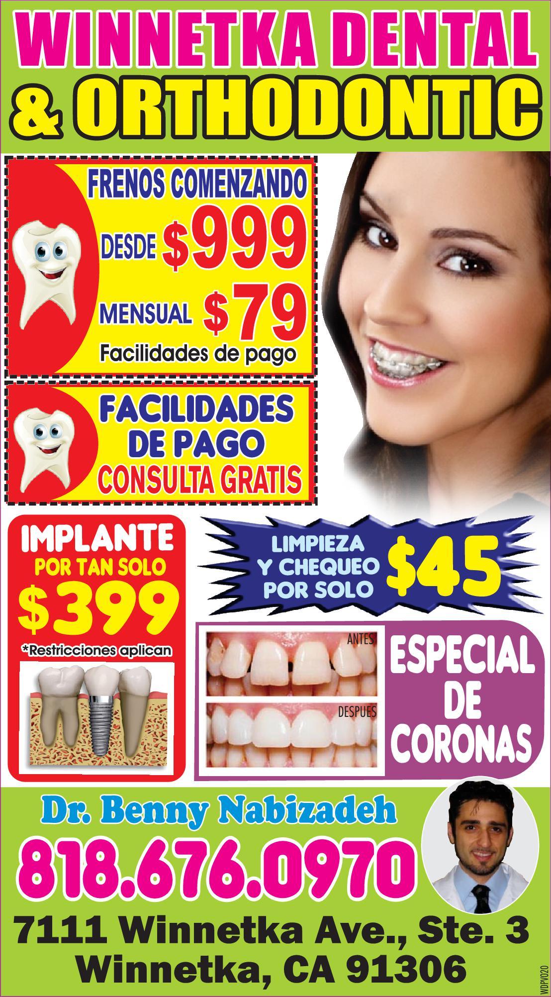 Winnetka Dental Practice