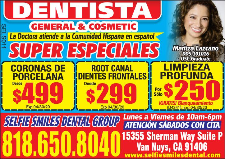Selfie Smiles Dental G