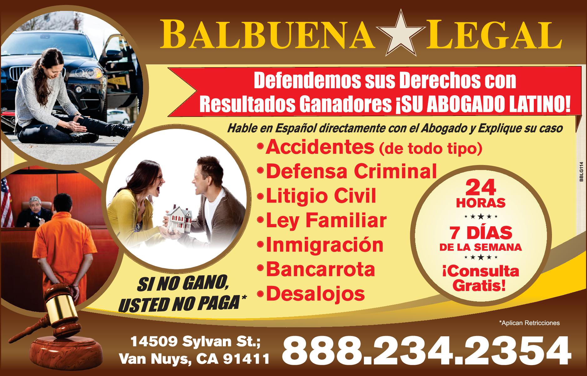 Balbuena & Legal