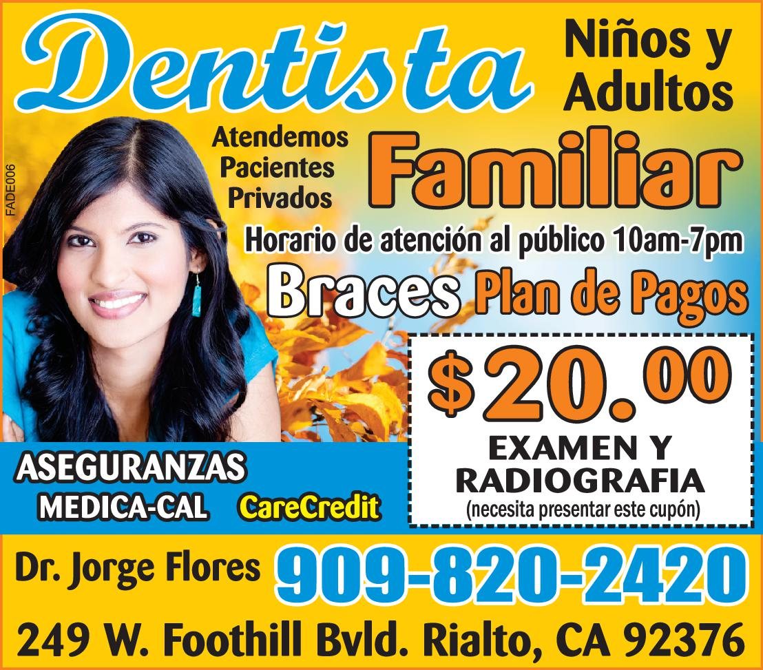 Family Dentistry Jorge Flores