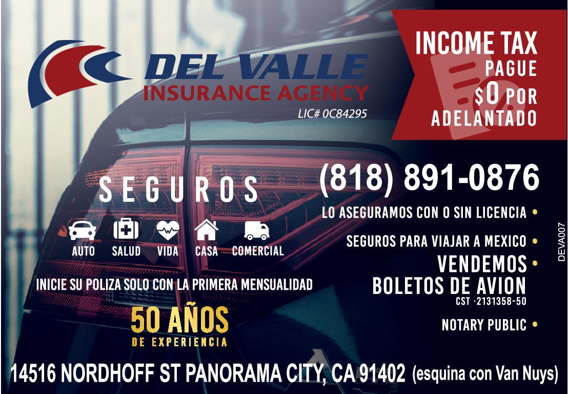Del Valle Insurance