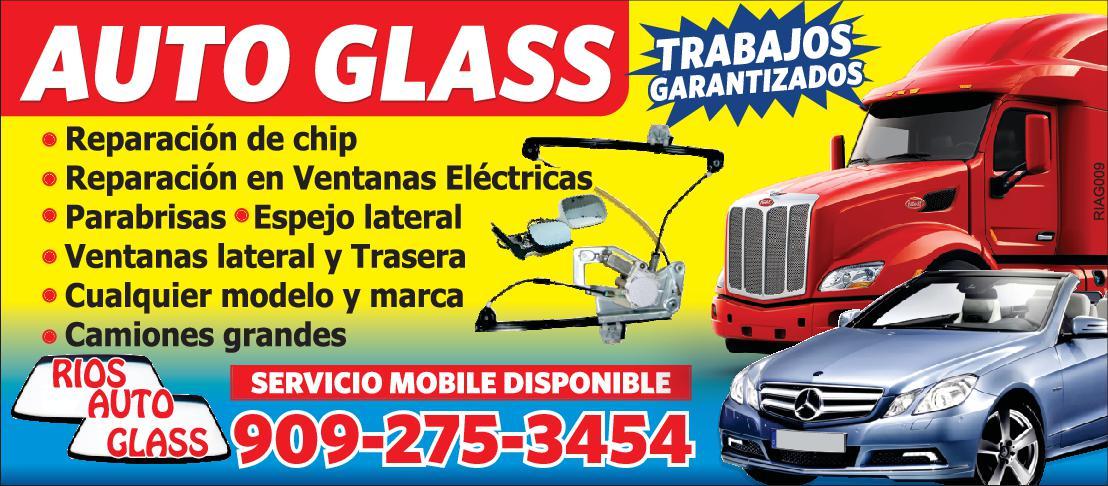 Rios Auto Glass
