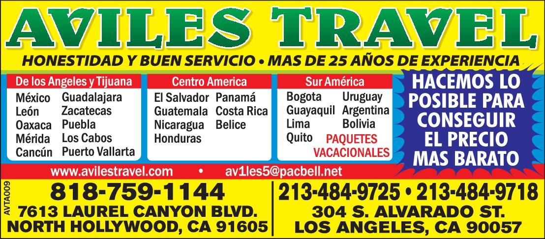 Agency Aviles Travel
