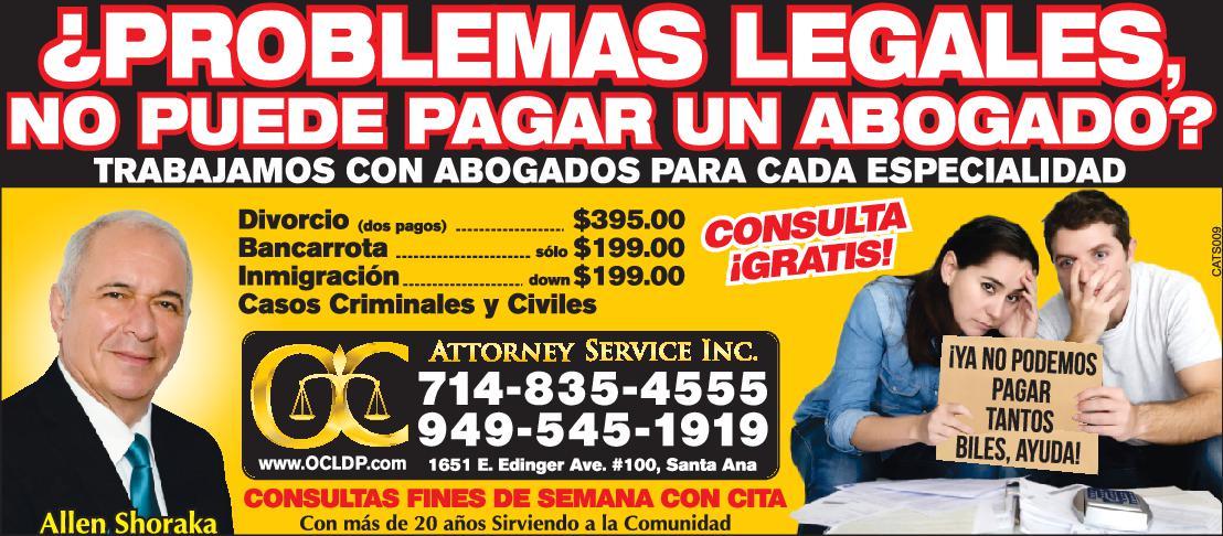 Oc Attorney Service