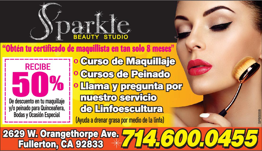 Sparkle Beauty Studio