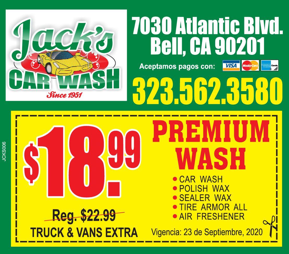 Jacks Car Wash