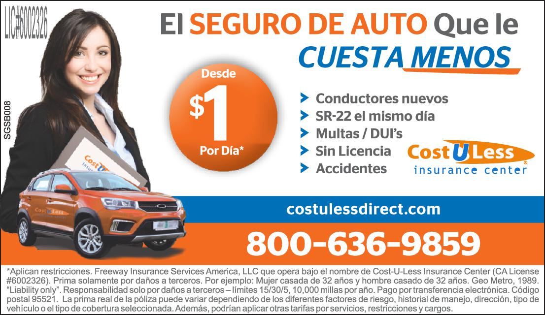 Cost U Less Insurance Center