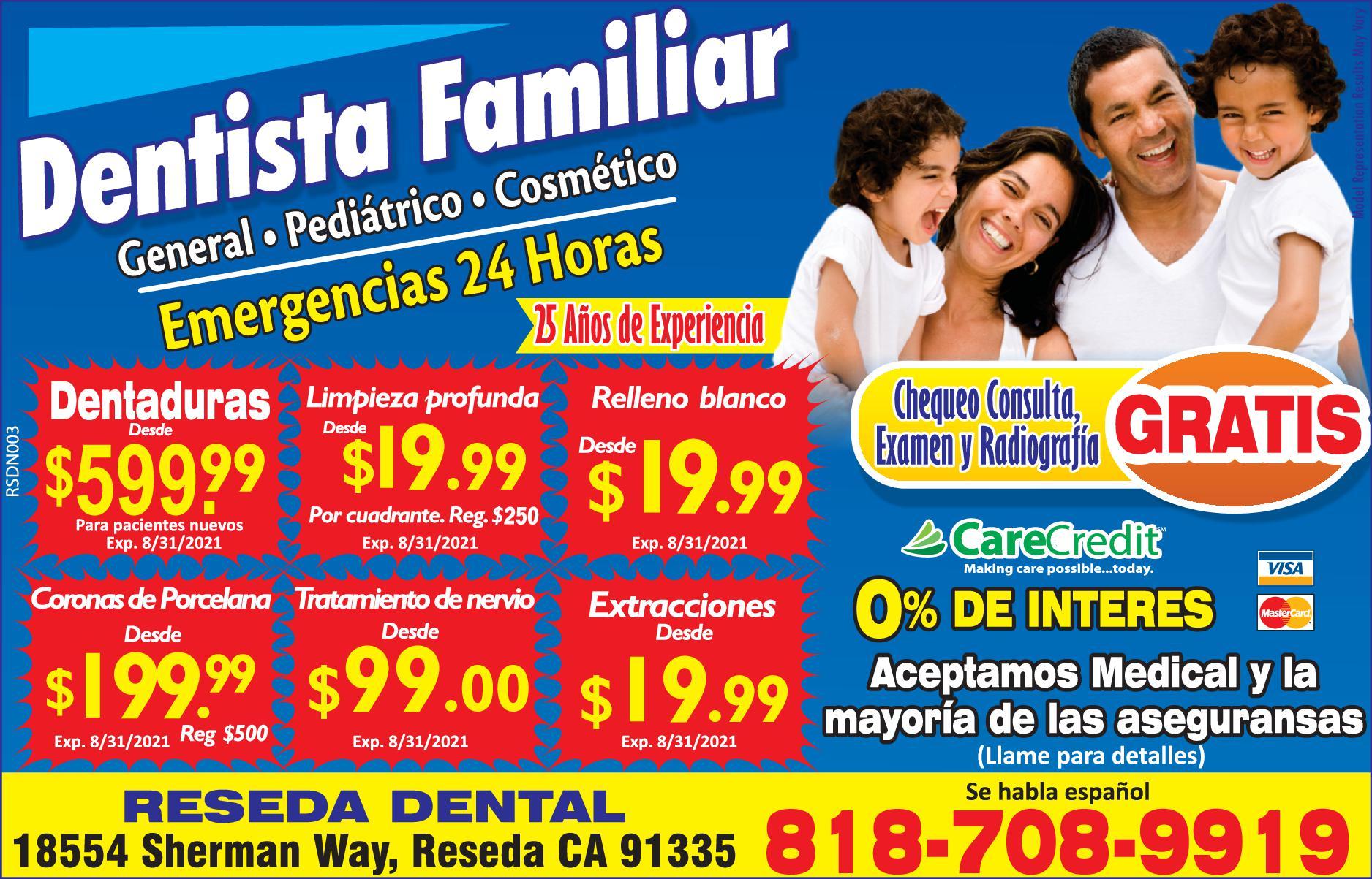 Reseda Dental Office