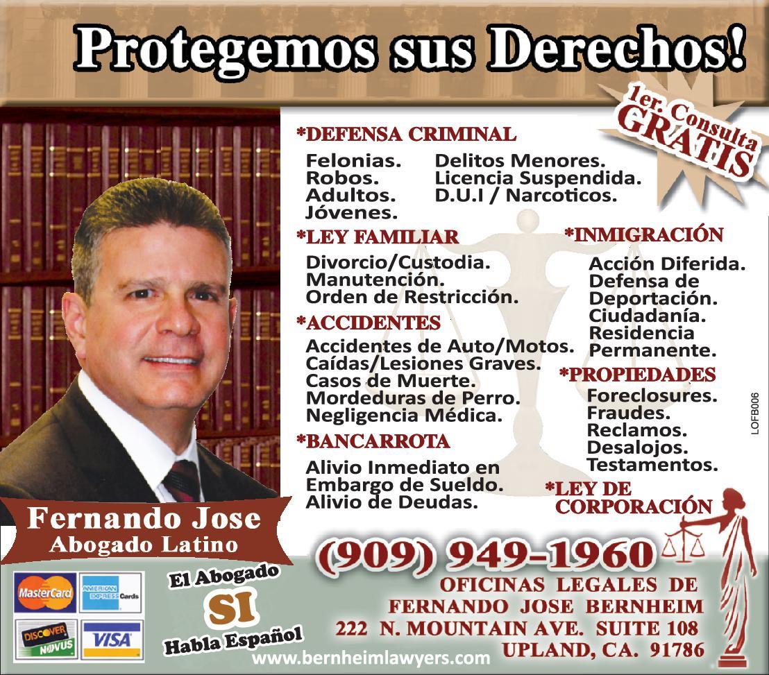Oficinas Legales De Fernando J. Bernheim