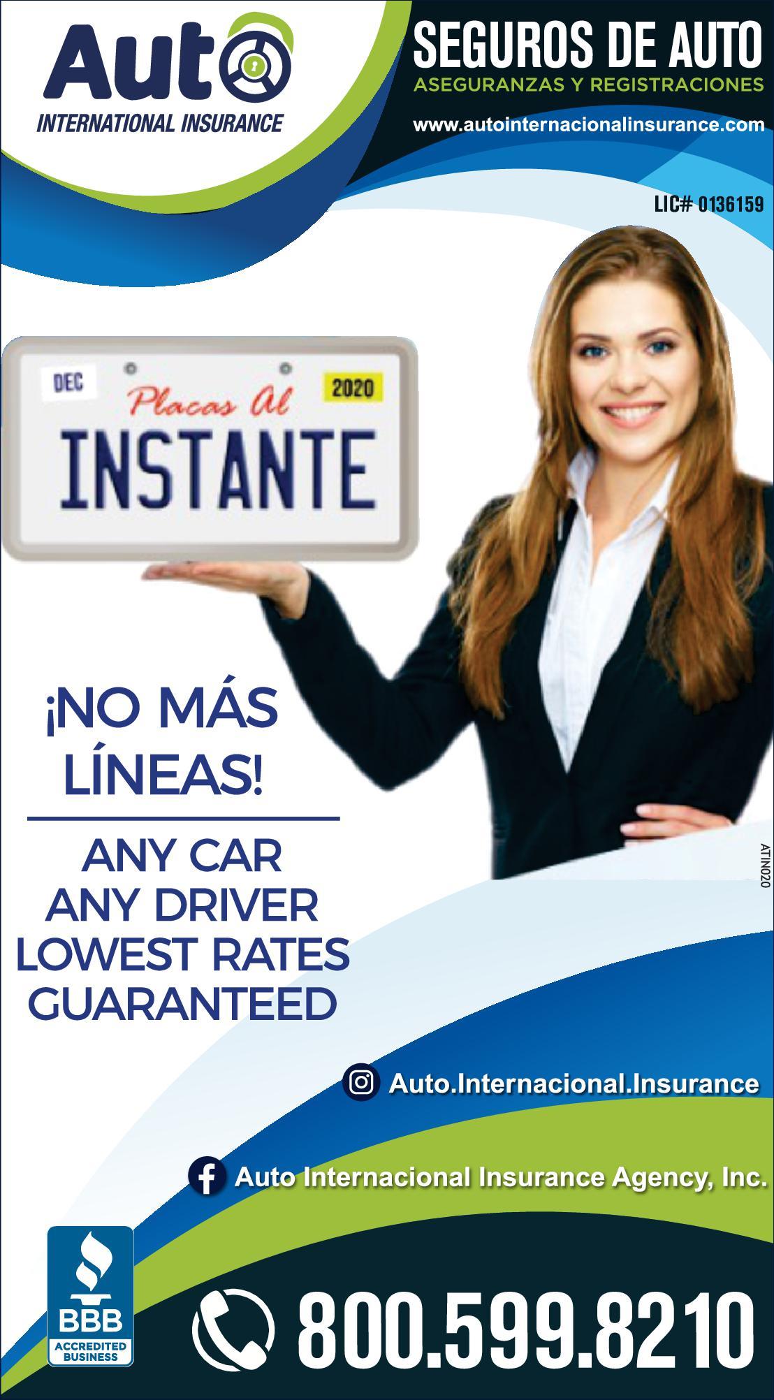 Auto International Seguros