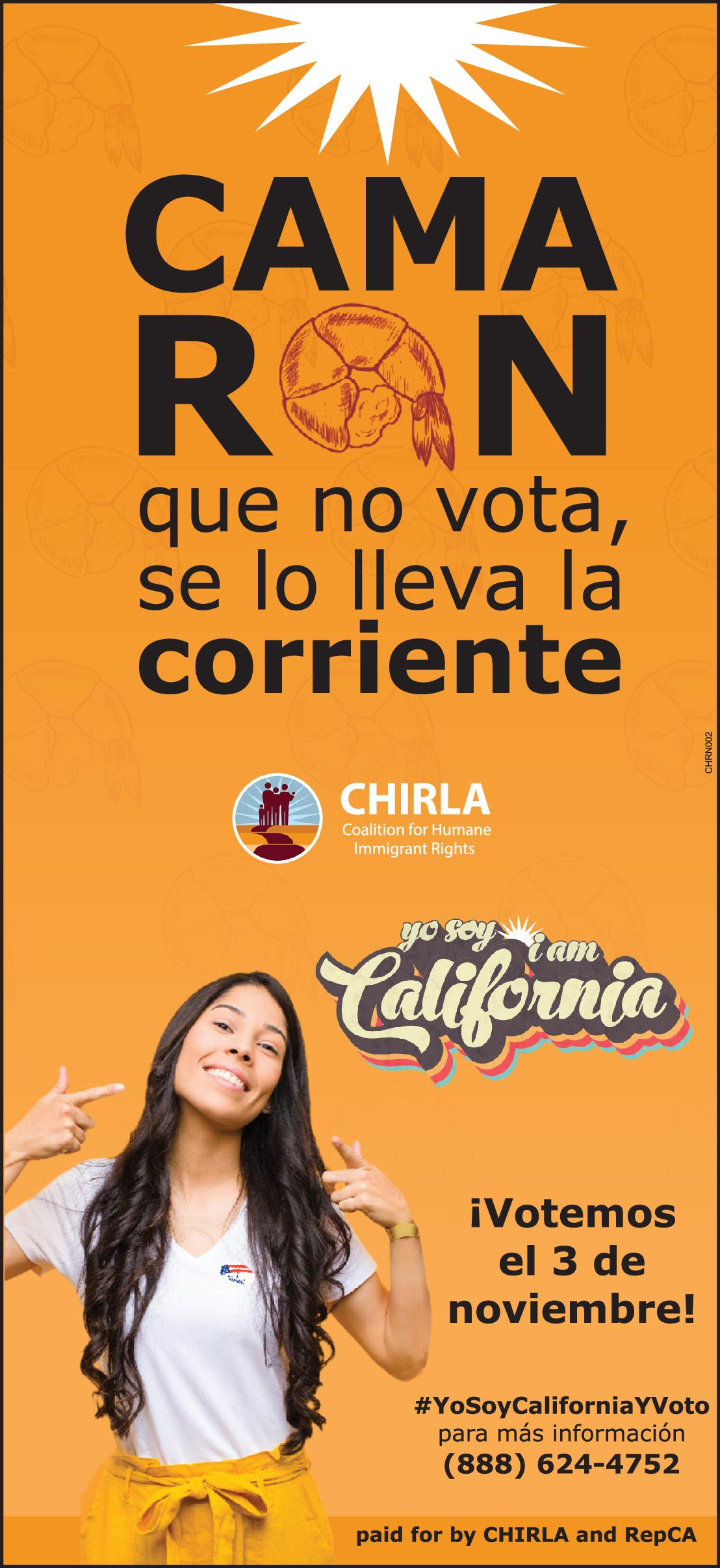 Coalition For Humane Inmigrant Rights/chirla