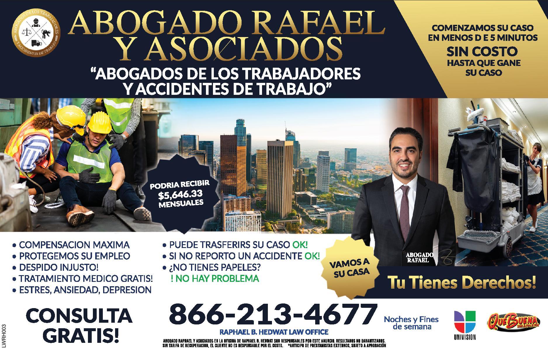 Oficinas Legales De Raphael B. Hedwat / Law Offices Of Raphael B. Hedwat