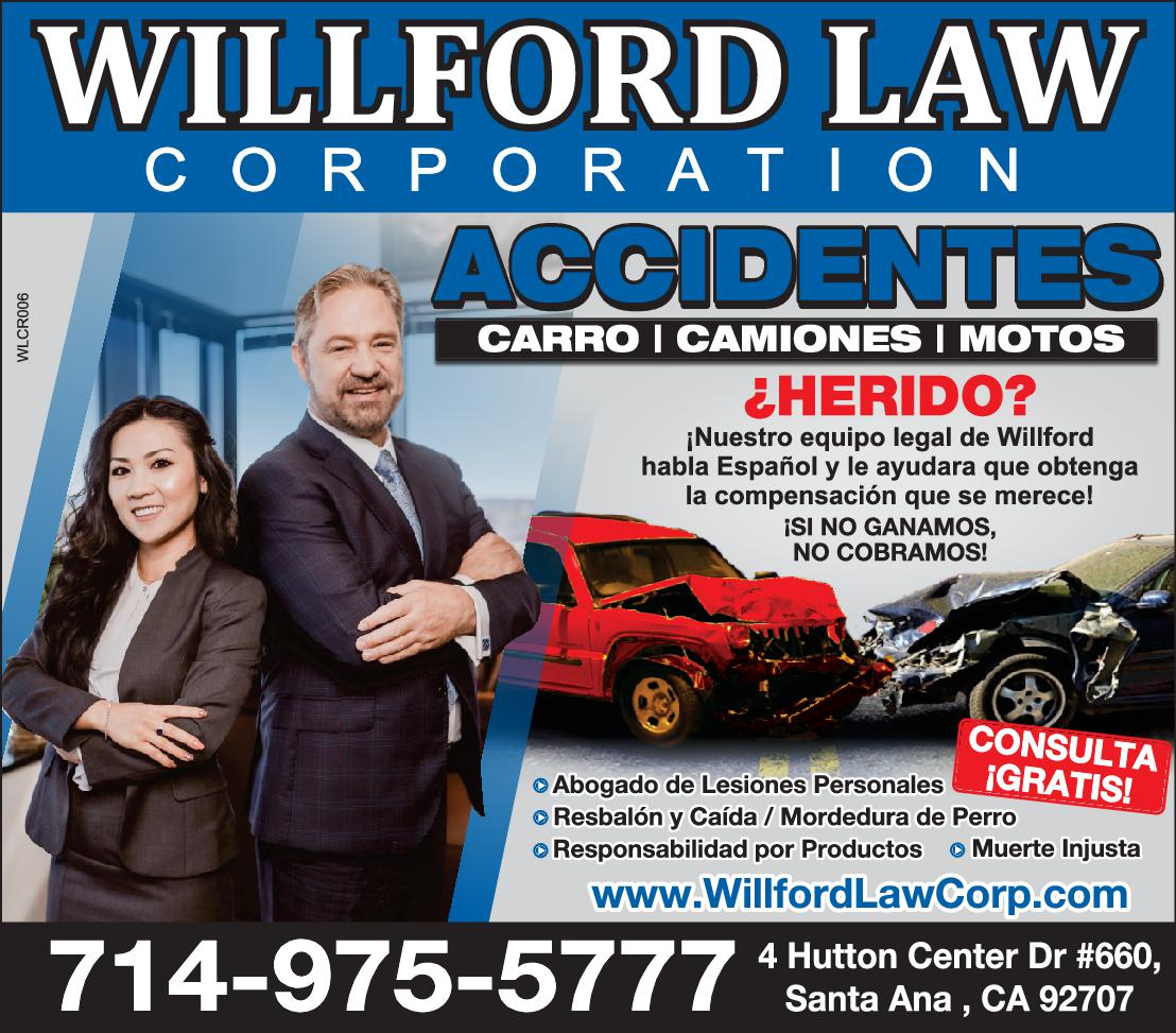 WILLFORD LAW CORPORATION