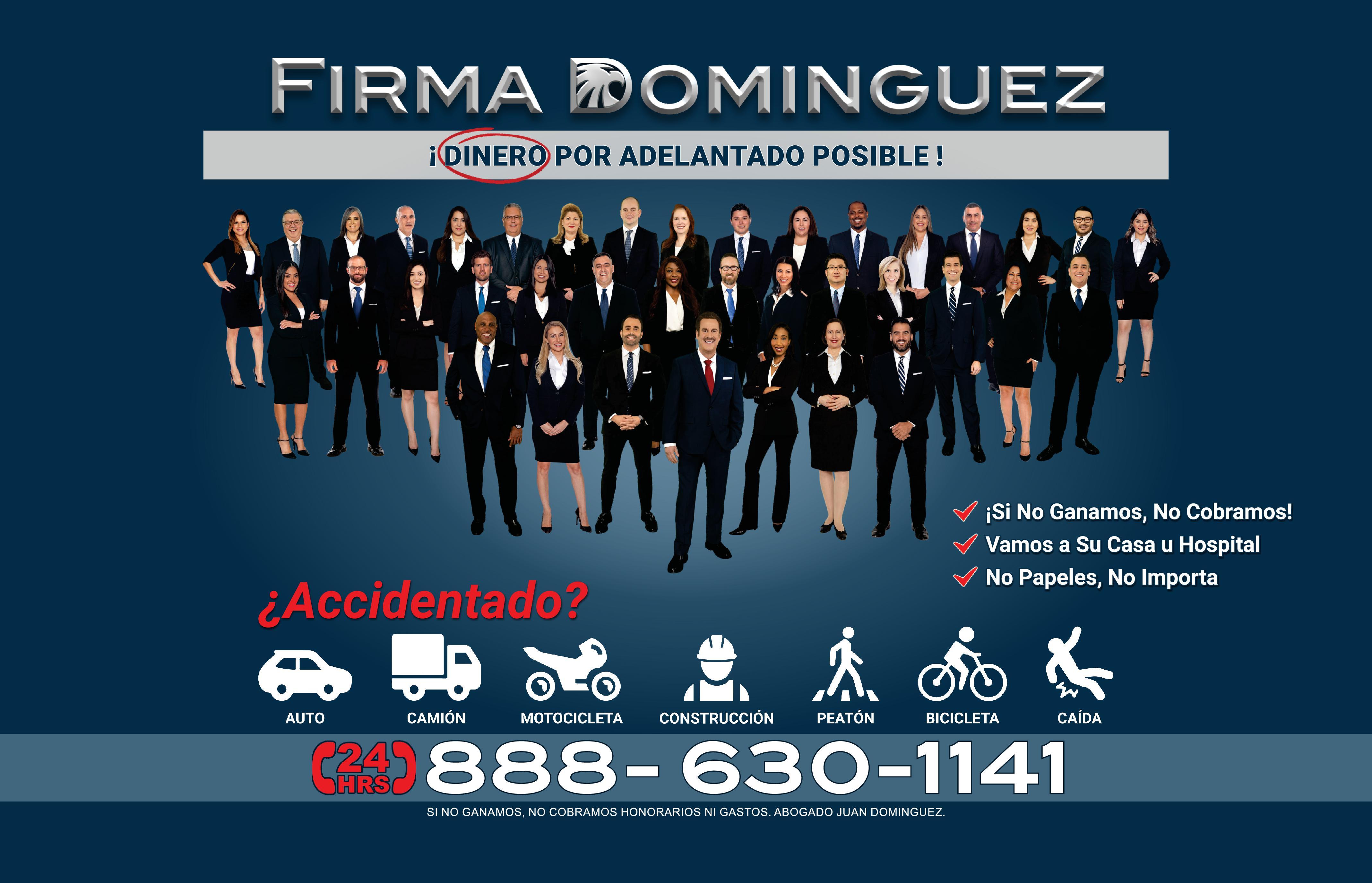 ACCIDENTES FIRMA DOMINGUEZ