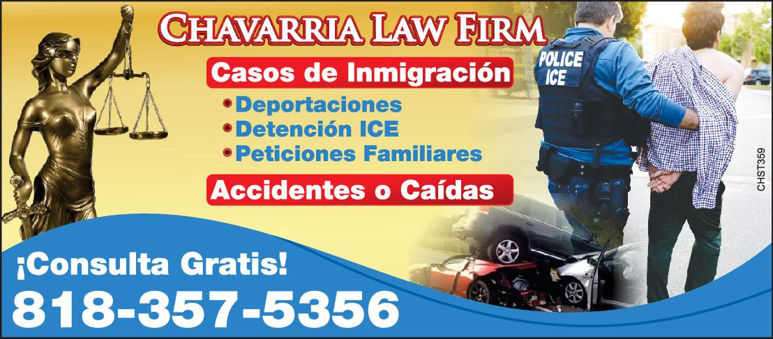 Chavarria Law Firm, Pc