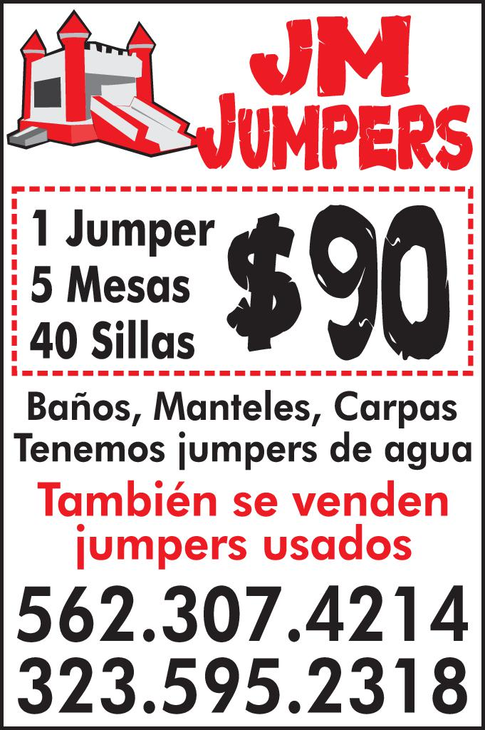 J M JUMPERS
