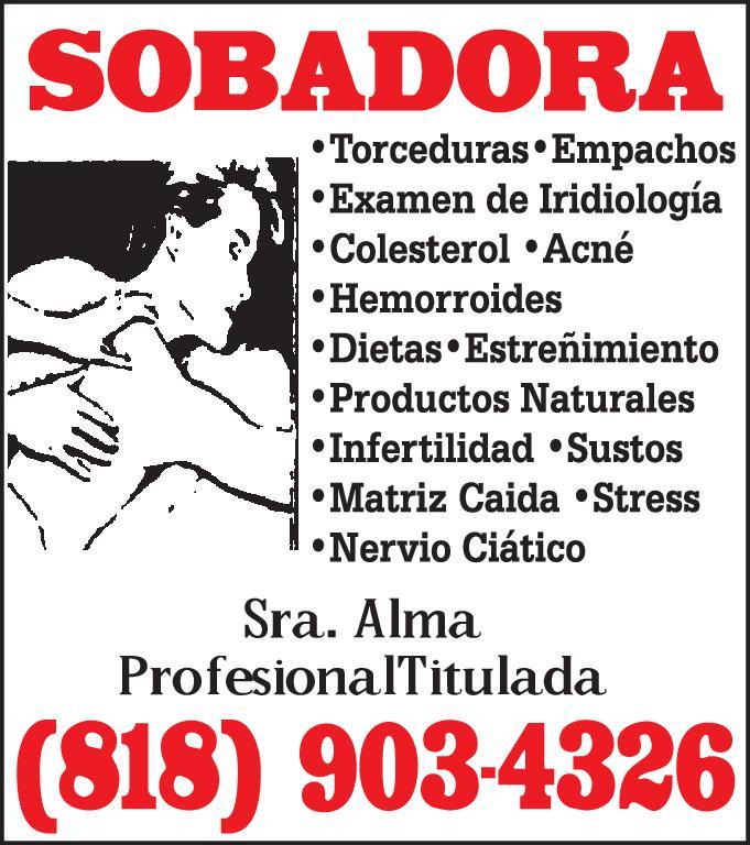 SOBADORA